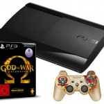 Playstation 3 Super Slim (500GB) im God of War Bundle für 234€ inkl. Versand