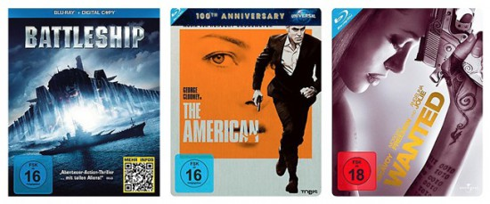 Viele Blu-ray Steelbooks bei Media Markt für je 5,90€