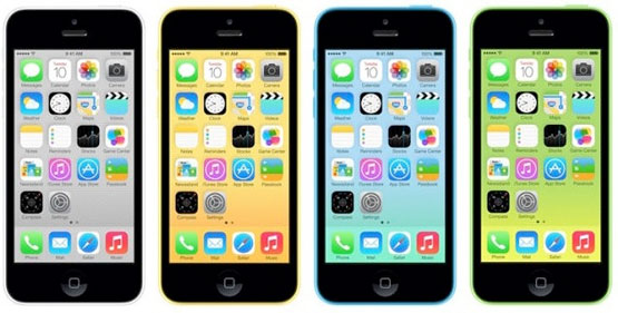 iphone 5c apple günstig angebot