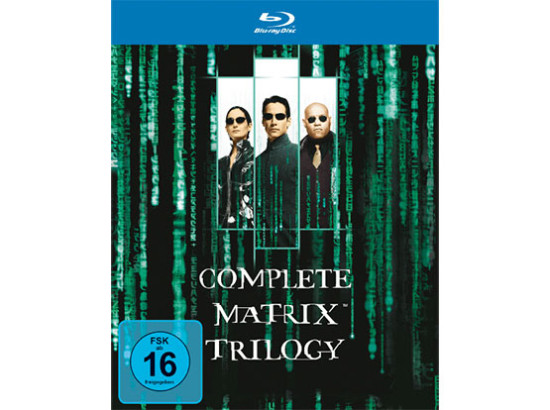 matrix trilogy komplettbox bluray angebot