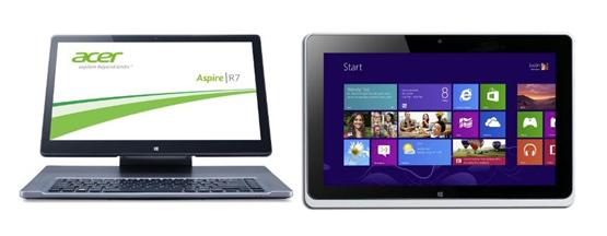 Cashback Aktion für Acer Touch Geräte