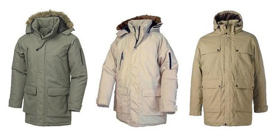 Grizzly Outdoor Winterjacke für Damen und Herren