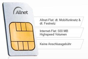 Vodafone Allnet Flatrate