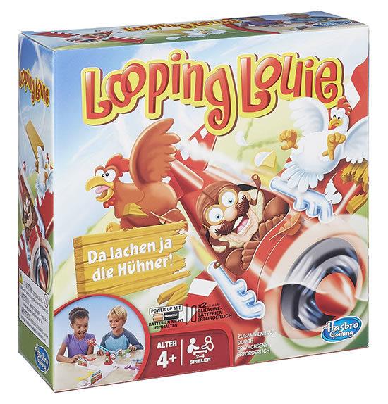 Trinkspiel Party Hasbro Looping Louie günstig online kaufen Schnäppchen