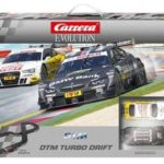Carrera DTM Turbo Drift Rennbahnsystem für 99,99€ inkl. Versand
