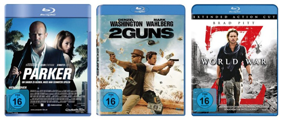 Blu-ray Angebote bei Amazon