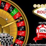 Hoodboyz Prozente-Roulette – jeden Tag einen neuen Prozentbetrag auf das gesamte Sortiment