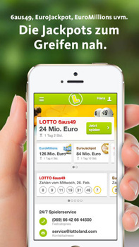 Lottoland iOS App