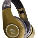 Hama Soul SL300 Kopfhörer in Gold für 50€