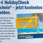 100€ Holidaycheck Gutschein bei kostenloser ElitePartner Anmeldung