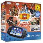 Sony PlayStation Vita + Lego Mega-Pack + 16GB Speicherkarte für 149€ inkl. Versand