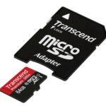 Transcend Premium Class 10 microSDXC 64GB Speicherkarte mit SD-Adapter für 27,99€