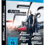 Furious – 6 Movie Collection Blu-Ray für 25,00€ inkl. Versand