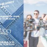 Hoodboyz: Jeans und Schuhe verschiedener Marken knallhart reduziert