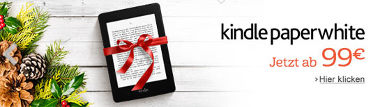 kindle paperwhite günstig angebot aktion