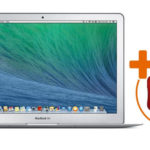 "Apple MacBook Air 13"" (Core i5, 8GB RAM, 128 GB SSD) + Crumpler Sleeve für 1082,99€ inkl. Versand"