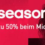 adidas Mid Season Sale: 50%