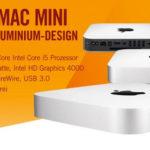 Apple Mac Mini (Core i5, 4GB RAM, 500GB HDD) für 529€ inkl. Versand