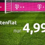 3GB LTE Surf-Flat im Telekom-Netz für 4,99€/Monat