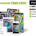 1 Jahr gratis iPad Life & iPhone Life