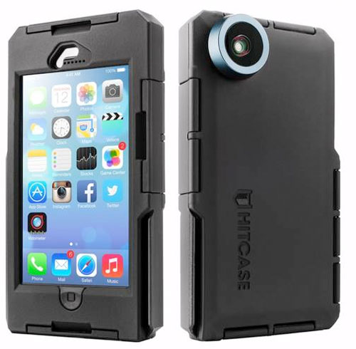 Hitcase kamera iphone5 apple app  weitwinkel