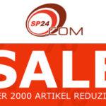 Sale bei SP24: Über 2.000 Artikel um bis zu 80% reduziert