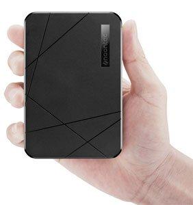 noontec cube powerbank akku smartphone handy