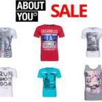About You-Sale mit bis zu 70% Rabatt – Tom Tailor,  G-Star, Jack & Jones, Lee und mehr Marken + 20% Extra-Rabatt auf G-Star Artikel