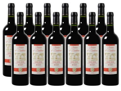 Rotwein günstg schnäppchen angebot weinvorteil gutschein