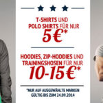 Hoodboyz: T-Shirts & Polos für 5€, Hoodies & Zip-Hoodies & Trainingshosen für 10-15€