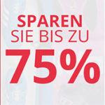 M and M Direct: Bis zu 75% Rabatt auf Artikel von Adidas
