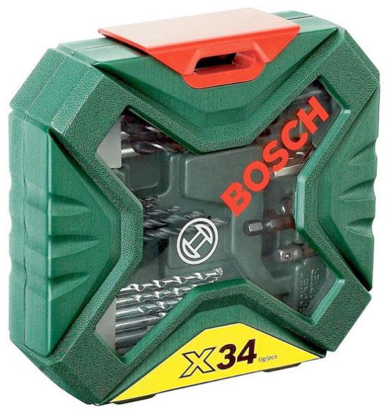 bosch x-line bits bohrer günstig angebot