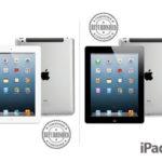 Apple iPad 4, Wi-Fi + 4G 32 GB schwarz oder weiß für 405,90€ inkl. Versand (statt 499,00€)