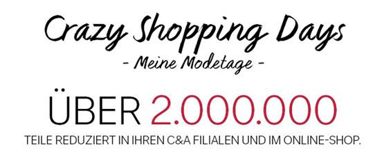 c&a rabatt günstig shopping aktion sale