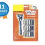 Gillette Fusion-Set: 1 Rasierer und 11 Klingen für 33,90€ inkl. Versand (statt 42,81€)