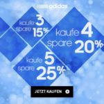 Adidas: Spare bis zu 25%