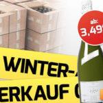 Weinvorteil: Winterausverkauf – Weine ab 3,49€ + weitere Gutscheine
