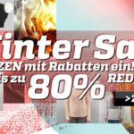 DefShop: Winter-Sale mit bis zu 80% Rabatt + kostenlose Lieferung