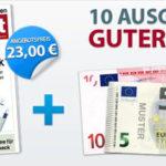 """10 Ausgaben """"Guter Rat"""" für effektiv 8,00€ (statt 23,00€)"""
