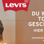 Levi's: 30% Rabatt + kostenlose Lieferung