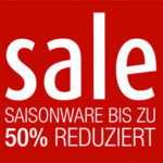 Galeria Kaufhof: Sale mit bis zu 50% Rabatt auf Parfüm, Schmuck, Uhren u.v.m. + 10% Gutschein