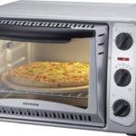 Severin TO 9483 Minibackofen mit Grillspieß, Heißluft und Pizza-Stein für 42,00€ inkl. Versand (statt 59,00€)