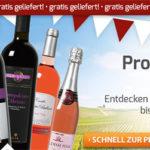 Weinvorteil: Bis zu 50% Rabatt auf Weinprobierpakete (z.B. 6 Flaschen Wein für nur 24,99€) + kostenlose Lieferung + Gutscheine