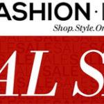 Fashion ID: Bis zu 70% Rabatt im Sale + 20€ Extra-Rabatt ab 80€
