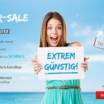 DeutschlandSIM All-in + LTE: 250 Minuten + 250 SMS + 500 MB für 7,77€ (monatlich kündbar)
