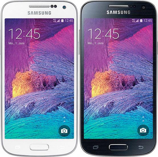 samsung galaxy s4 mini smartphone android