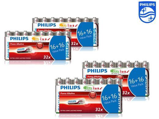 philipsbatterien