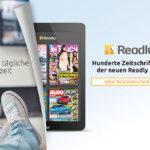 Readly App Probeabo für 14 Tage kostenlos – Zugriff auf über 800 internationale Zeitschriften