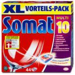 Somat 10-Tabs 450 Stück für 19,99€ inkl. Versand (statt 20,89€ für 90 Tabs)