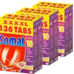 Somat 10-Tabs 408 Stück für 52,95€ inkl. Versand